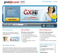 site Globat Web Hosting